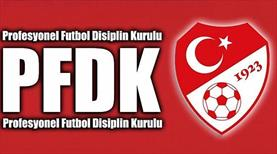 Devler PFDK'ya sevk edildi