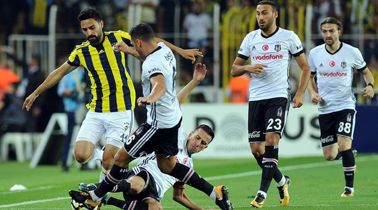 Beşiktaş'ın en hırçını Tosic!