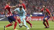 Barça'ya Atletico freni! (ÖZET)
