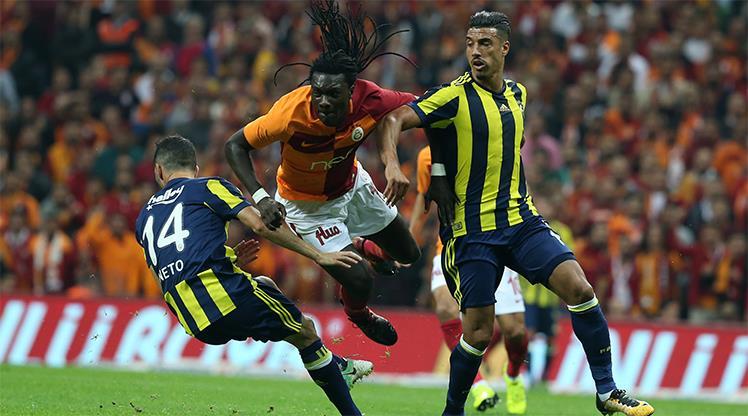 İşte Galatasaray - Fenerbahçe derbisinin özeti