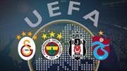 UEFA listeyi açıkladı! Kartal zirveye kanatlandı