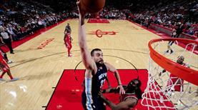 Rockets'a Grizzlies freni