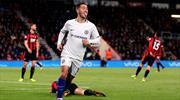 Chelsea'ye Hazard hayat verdi (ÖZET)