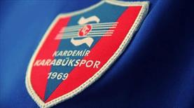 Karabükspor'dan flaş karar