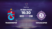 Trabzonspor - Osmanlıspor