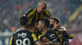 İşte Antalyaspor-Fenerbahçe maçının özeti