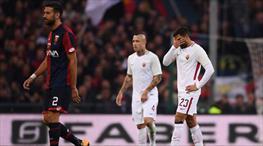 Roma'ya Genoa freni