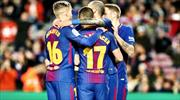 5-0! Camp Nou'da gol partisi (ÖZET)