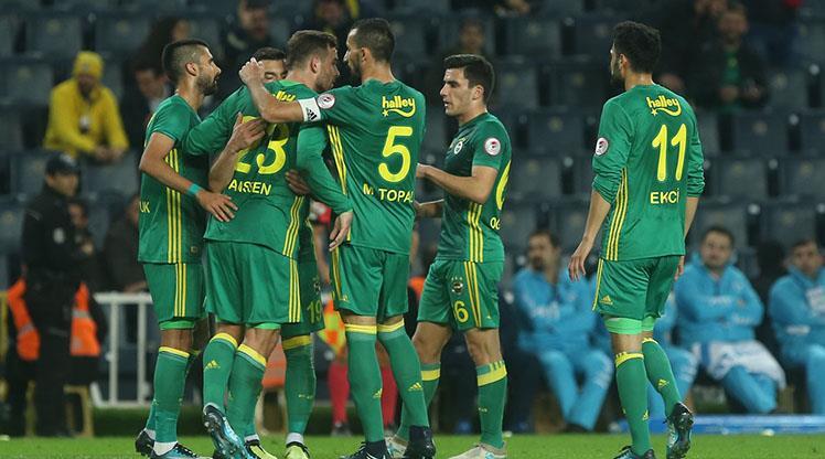 Fenerbahçe gol oldu yağdı: 6-0