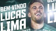 Lucas Lima imzayı attı