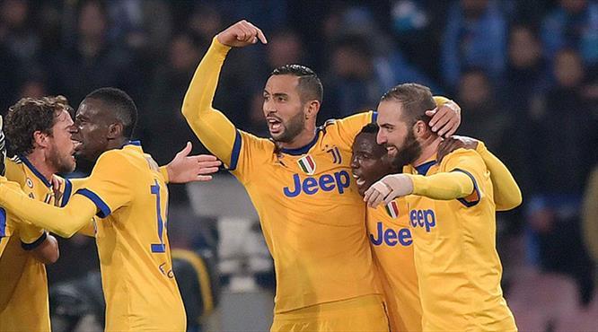 Juve, Napoli'yi Higuain ile yıktı