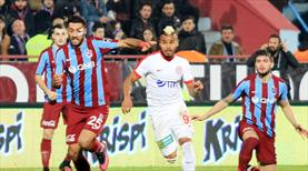 Trabzon ile Antalya 43. kez