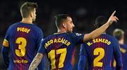 Barça kendini yormadı