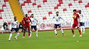 Demir Grup Sivasspor - Medipol Başakşehir: 1-0 (ÖZET)