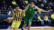 Fenerbahçe Doğuş güle oynaya