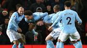 Manchester'ın kralı Guardiola! (ÖZET)