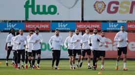 Galatasaray'da Evkur Malatya hazırlıkları