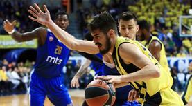Fenerbahçe Maccabi deplasmanında