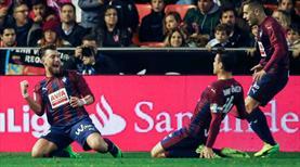 Mestalla'da Eibar'ın gecesi! 4-0! (ÖZET)