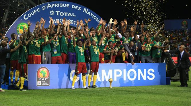 Aboubakar Kamerun'u şampiyon yaptı!