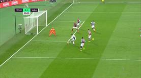 Bilic şokta! West Bromwich'ten erken gol!