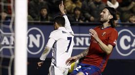 Real Madrid kaldığı yerden! (ÖZET)