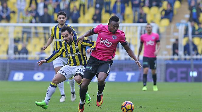 Fenerbahçe - Kasımpaşa maçının özeti burada