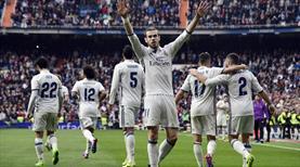 Real Madrid Bale ile güzel! (ÖZET)