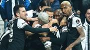 Bu gol Beşiktaş'ta artık bir klasik! Müthiş ikili yine sahnede...