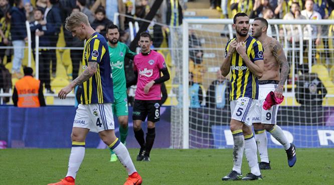 """""""Rakip artık Antalyaspor"""""""