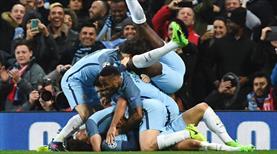 Manchester City'den efsane geri dönüş!
