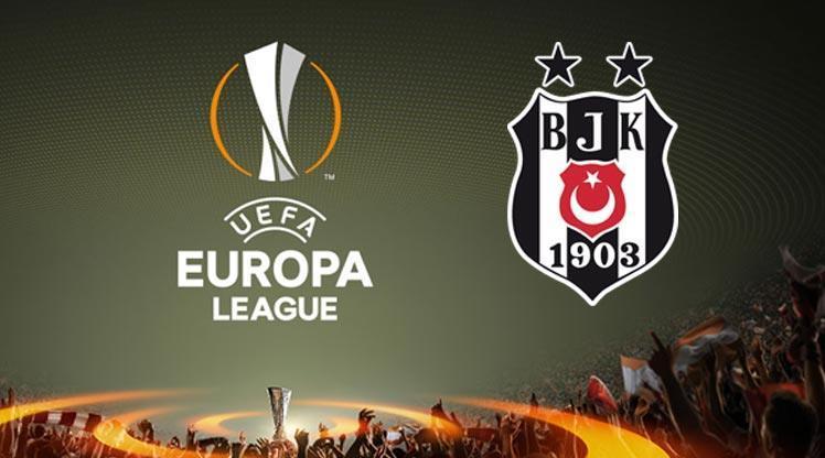 Avrupa Ligi'nde kaderin cilvesi! İşte Beşiktaş'ın rakibi!