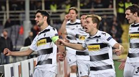 Stindl coştu, Mönchengladbach turladı!