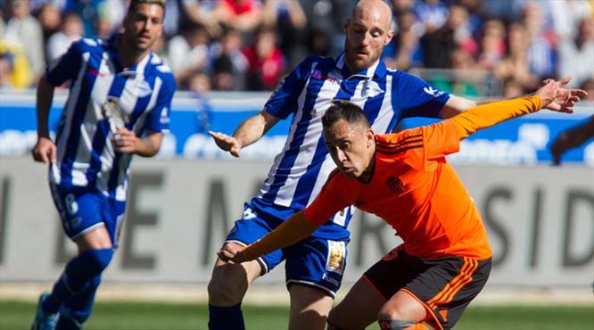 Valencia'nın Real Madrid bayramı 3 gün sürdü (ÖZET)