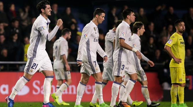 Real Madrid'den muhteşem geri dönüş! (ÖZET)