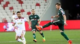 Sivasspor rövanştan umutlu