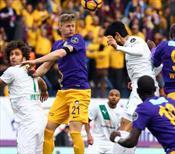 Osmanlıspor - Bursaspor: 1-1 (ÖZET)