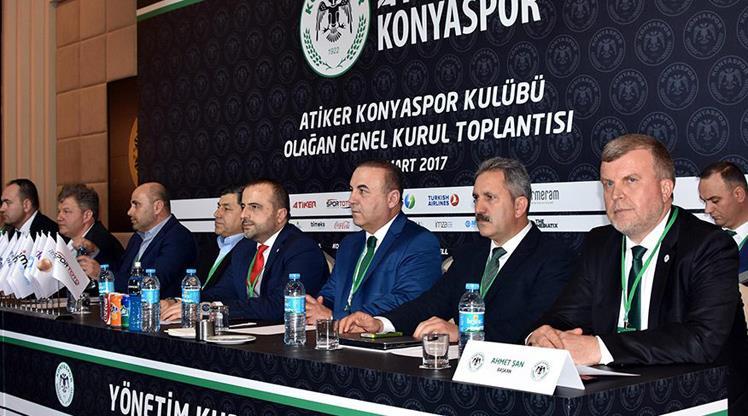 Ahmet Şan yeniden başkan seçildi