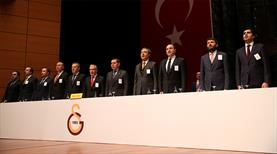 Galatasaray'da kritik gün! Mali Genel Kurul başladı!