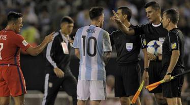 Messi'ye ceza şoku