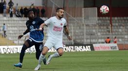 Adana'da gol çok kazanan yok