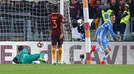 Roma'yı yaktı finale çıktı!