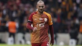 Sizce Medipol Başakşehir maçında Sneijder ilk 11 oynamalı mı?