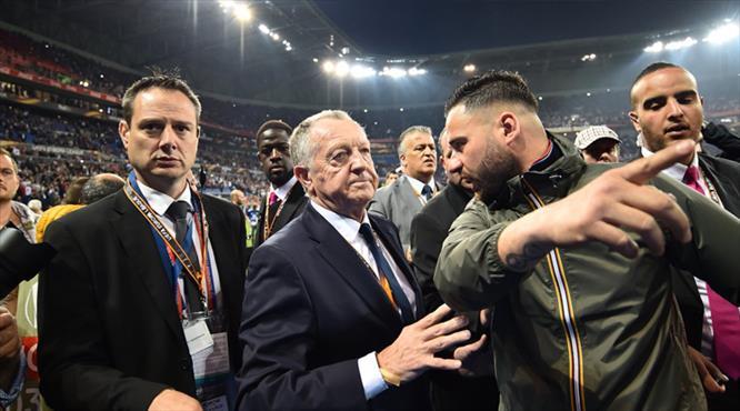 Lyon başkanı Aulas'tan ilginç açıklama