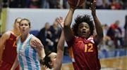 Galatasaray'a Yvonne Anderson şoku
