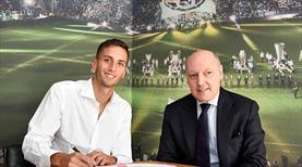 Juventus'a genç yetenek!