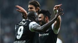 Aboubakar'ın golü mü daha güzel, Tolgay'ın asisti mi?