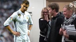 Tüm dünya ona, o Ronaldo'ya hayran!