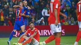 319 maç sonra gelen gol sosyal medyayı salladı!