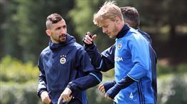 Kjaer'den Fenerbahçe'ye haber var!